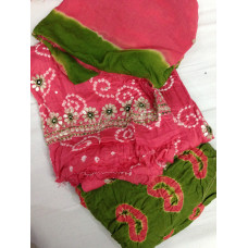 Bandhani Dress Material