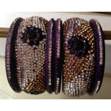 Lakh Purple Set