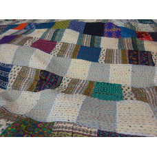Handcrafted Bed Cover