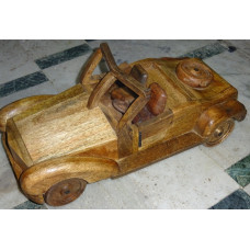 Hand Crafted Car