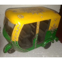 Hand Crafted Auto Riksha