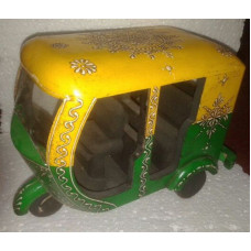Hand Crafted Auto Riksha