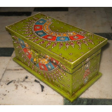 Hand Crafted Jewellery Box