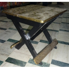Hand Crafted Folding Stool
