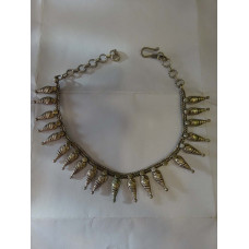 Handcrafted Sterling Silver Plated Necklace