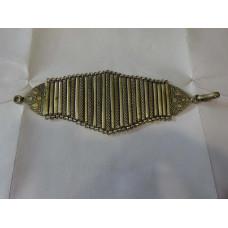 Handcrafted Sterling Silver Plated Bracelet